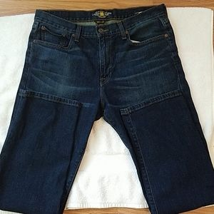 Lucky Brand 429 classic straight jeans